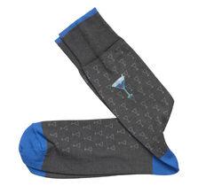 Large Martini Socks