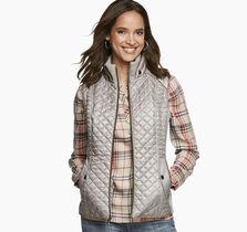 Mixed-Quilt Vest
