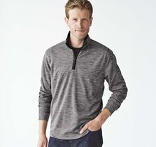 XC4® Slub Knit Quarter-Zip