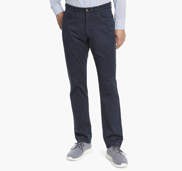 Five-Pocket Pants preview
