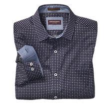 Diamond Circles Print Shirt