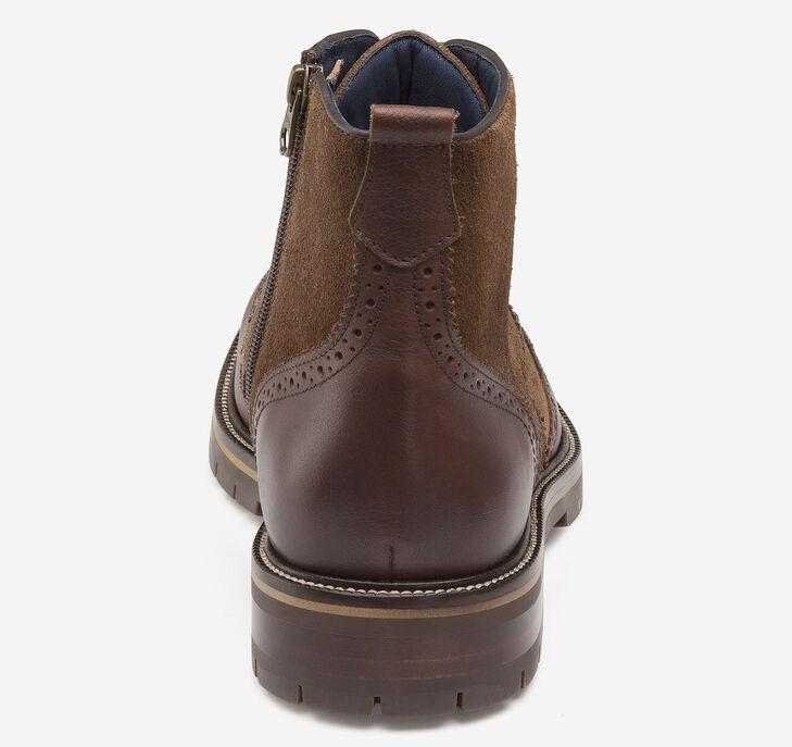 XC Flex Cody Wingtip Zip Boot