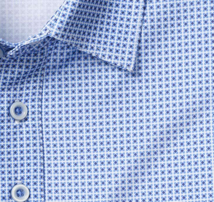 XC4 Tile Print Polo