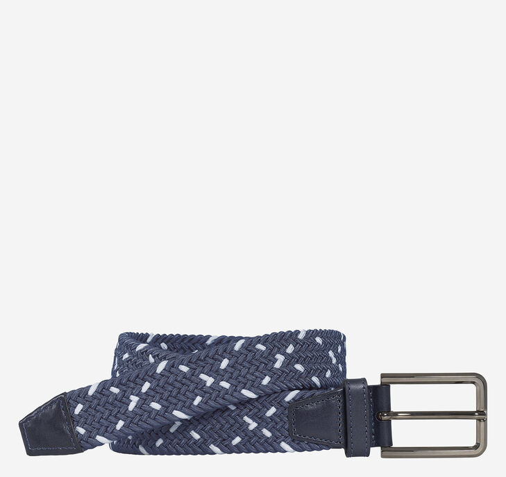 Woven Stretch Knit Belt preview