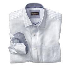Mini Dash Windowpane Shirt