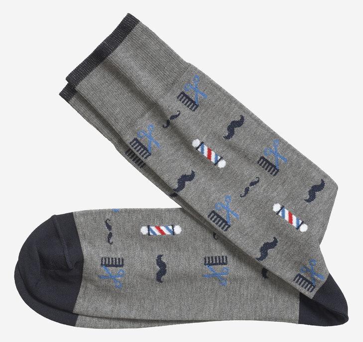 Barber Shop Socks preview