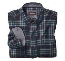 Flannel Plaid Shirt