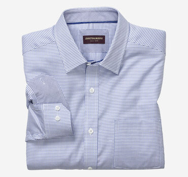 Clip Square Dress Shirt