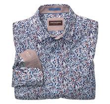 Tapestry Print Shirt