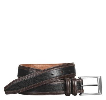 Grain Inlay Belt