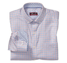 XC4® Colorful Micro Check Button-Collar Shirt