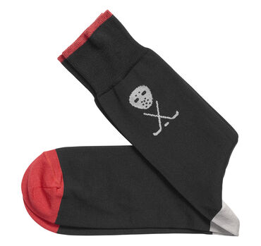 Hockey Mask Socks