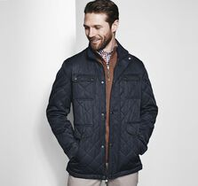 Quilted Four Pocket Jacket