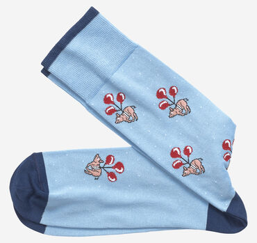 Floating Pig Socks