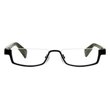 Metal Half-Rim Readers