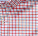Textured Check Patterned Shirt