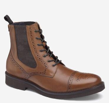 Kinley Cap Toe Gore Boot