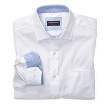 Shadow Checker Box Shirt