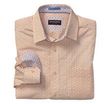 Small Paisley Pindot Print Shirt