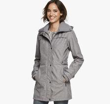 Hooded Soft-Shell Jacket