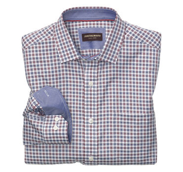 Double Line Check Shirt