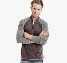 XC4® Fineline Colorblock Quarter-Zip Pullover