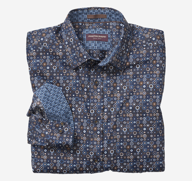 Printed Cotton Shirt preview