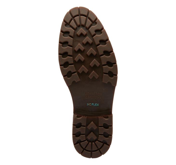 XC Flex Cody Plain Toe Shearling Boot