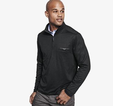 XC4® Solid Quarter-Zip Pullover
