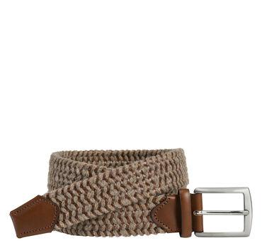 Two-Tone Woven Belt