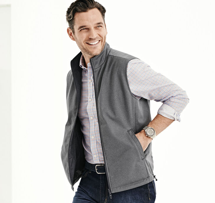 XC4® Reversible Zip-Front Vest