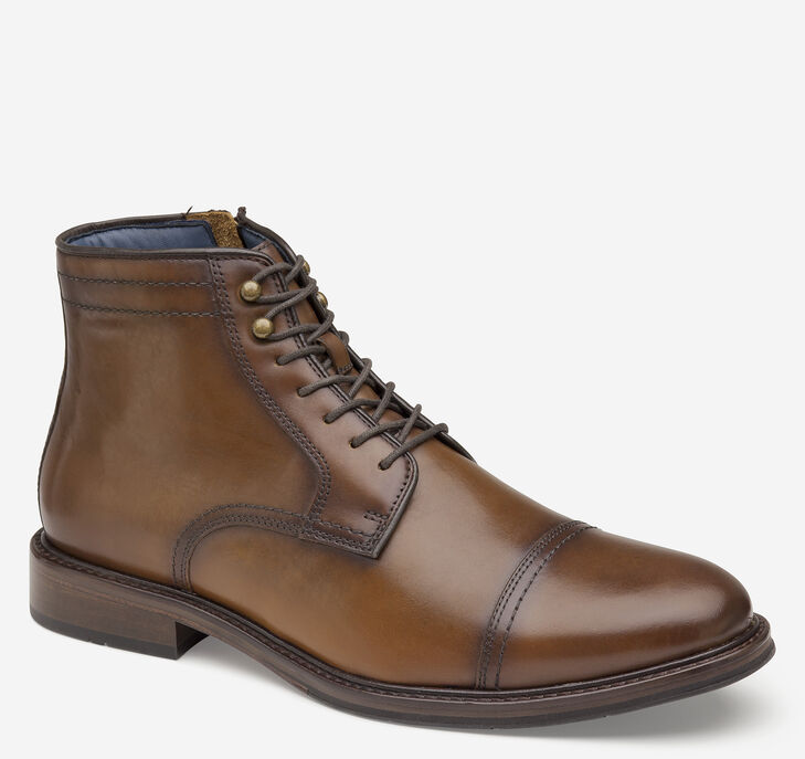 XC Flex™ Raleigh Cap Toe Zip Boot