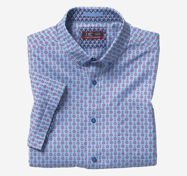 XC4® Performance Short-Sleeve Shirt