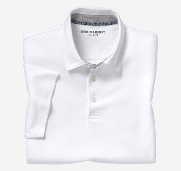 Liquid Cotton Polo
