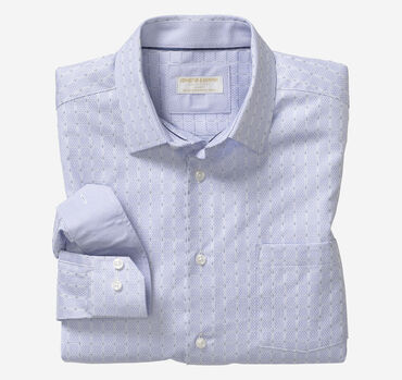 Collection Windowpane European Dress Shirt