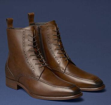 Cormac Moc-Toe Boot
