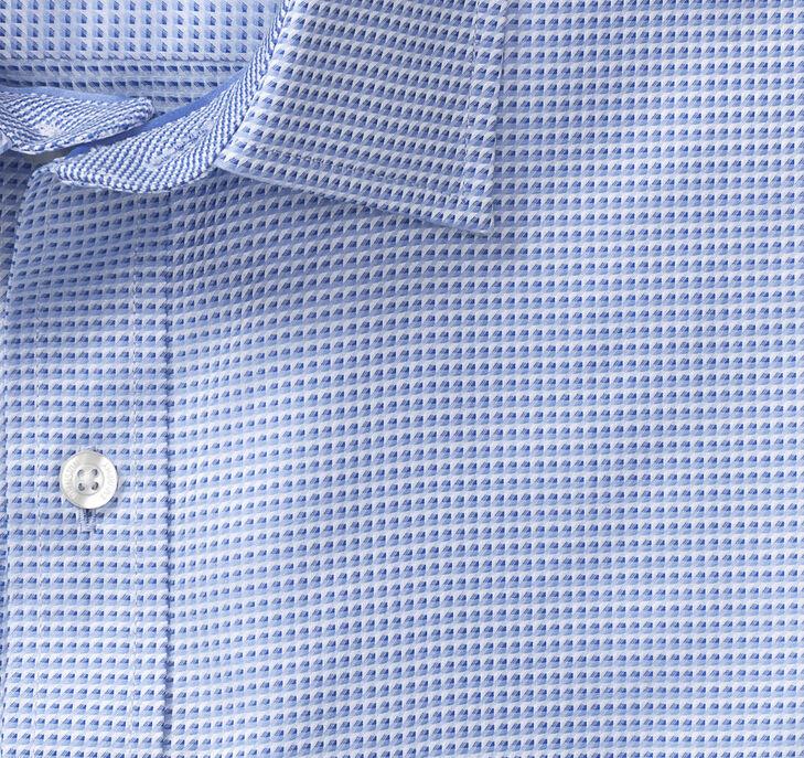 Diagonal Neat Shirt