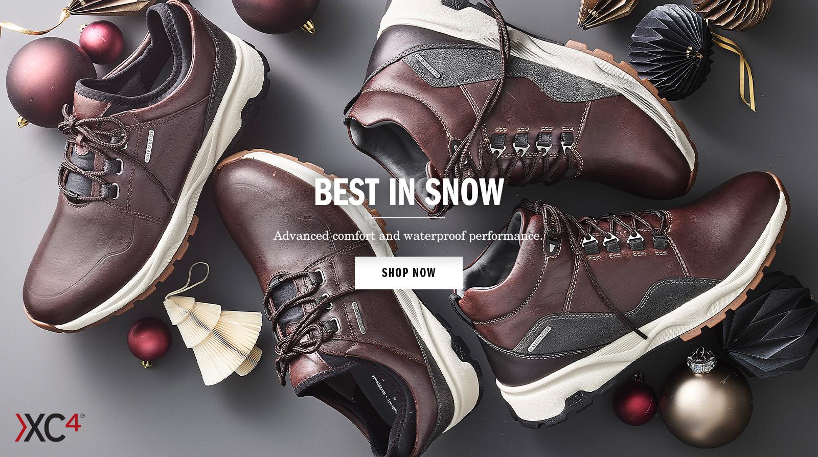 XC4 Men's Shoes