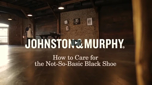How to Care for the Not-So-Basic Black Shoe