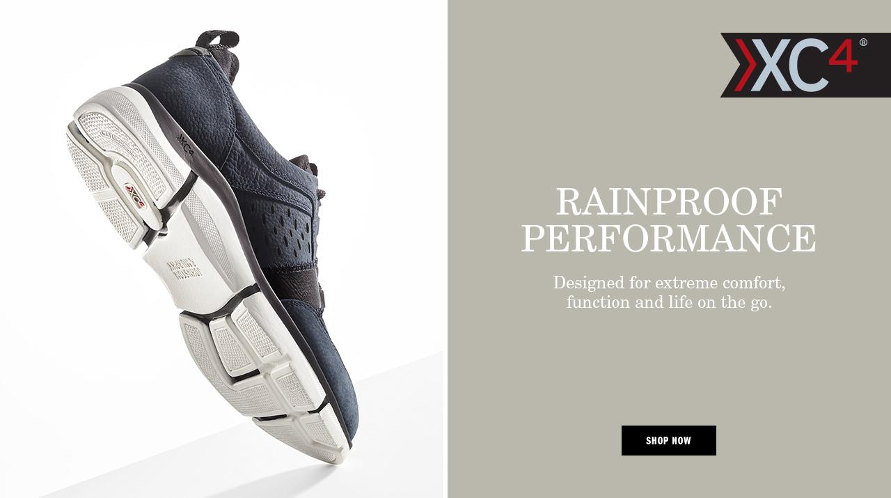 Rainproof Performance - Shop Now
