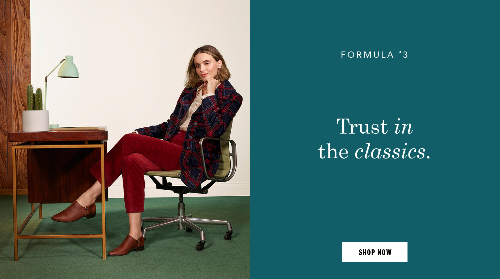 Trust in the classics - Shop Women's Shoes and Apparel
