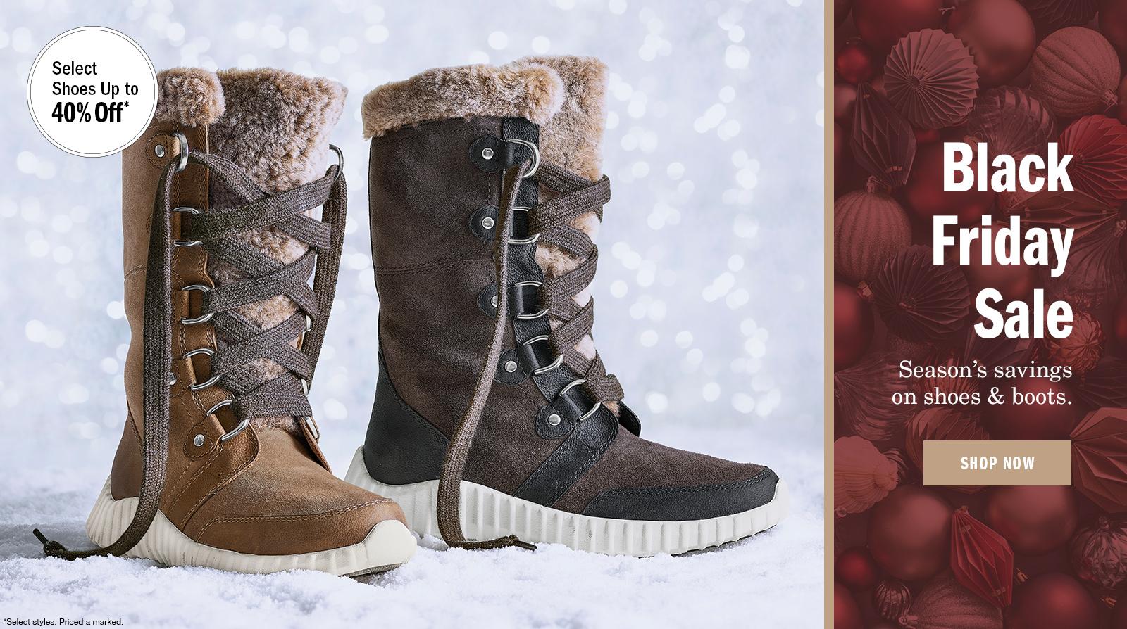 Black Friday Sale Women's Boots