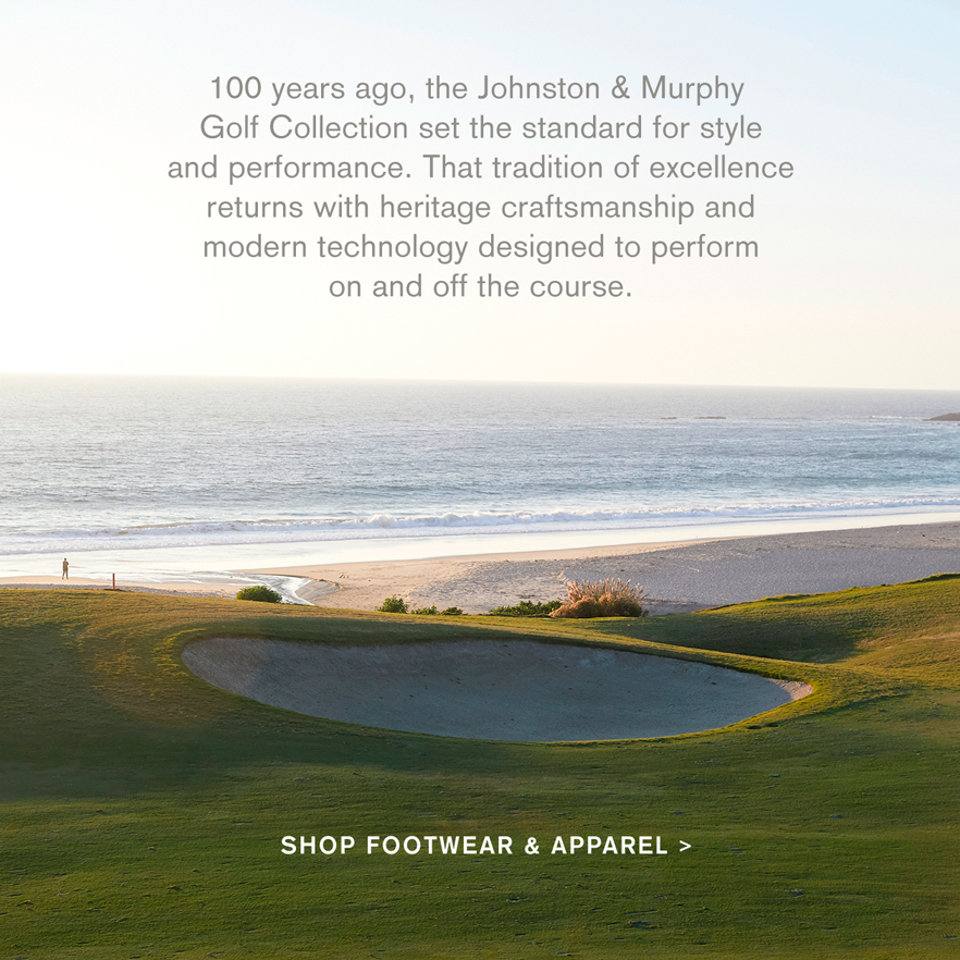 Shop Golf Footwear and Apparel