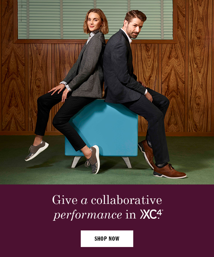 Give a collaborative performance in XC4 - Shop Now