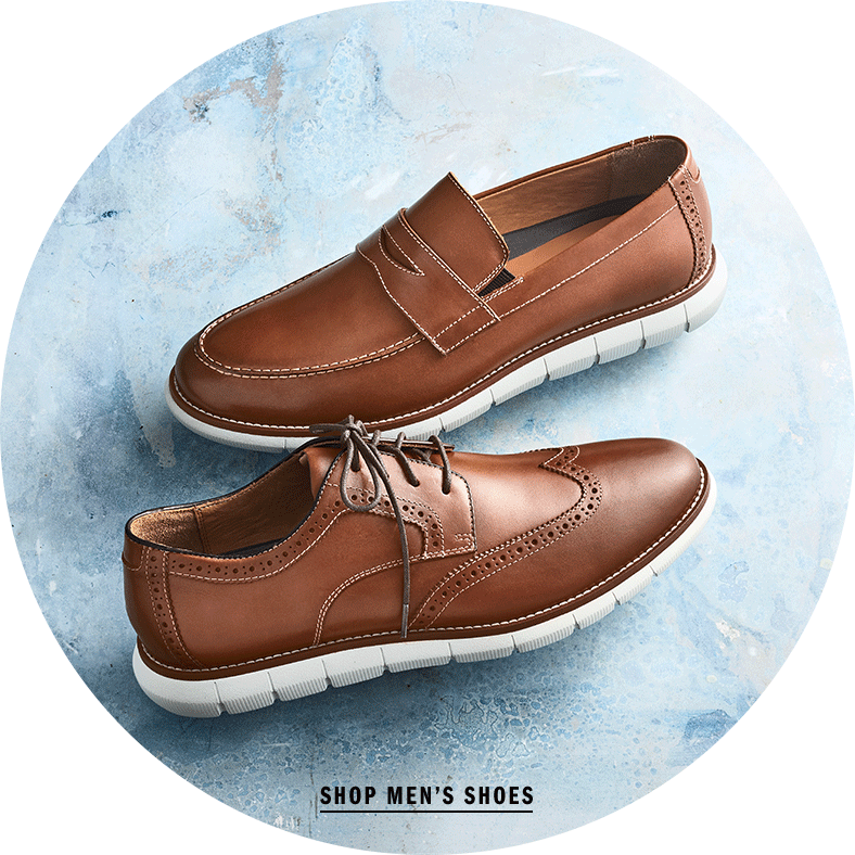 Shop Men's Shoes