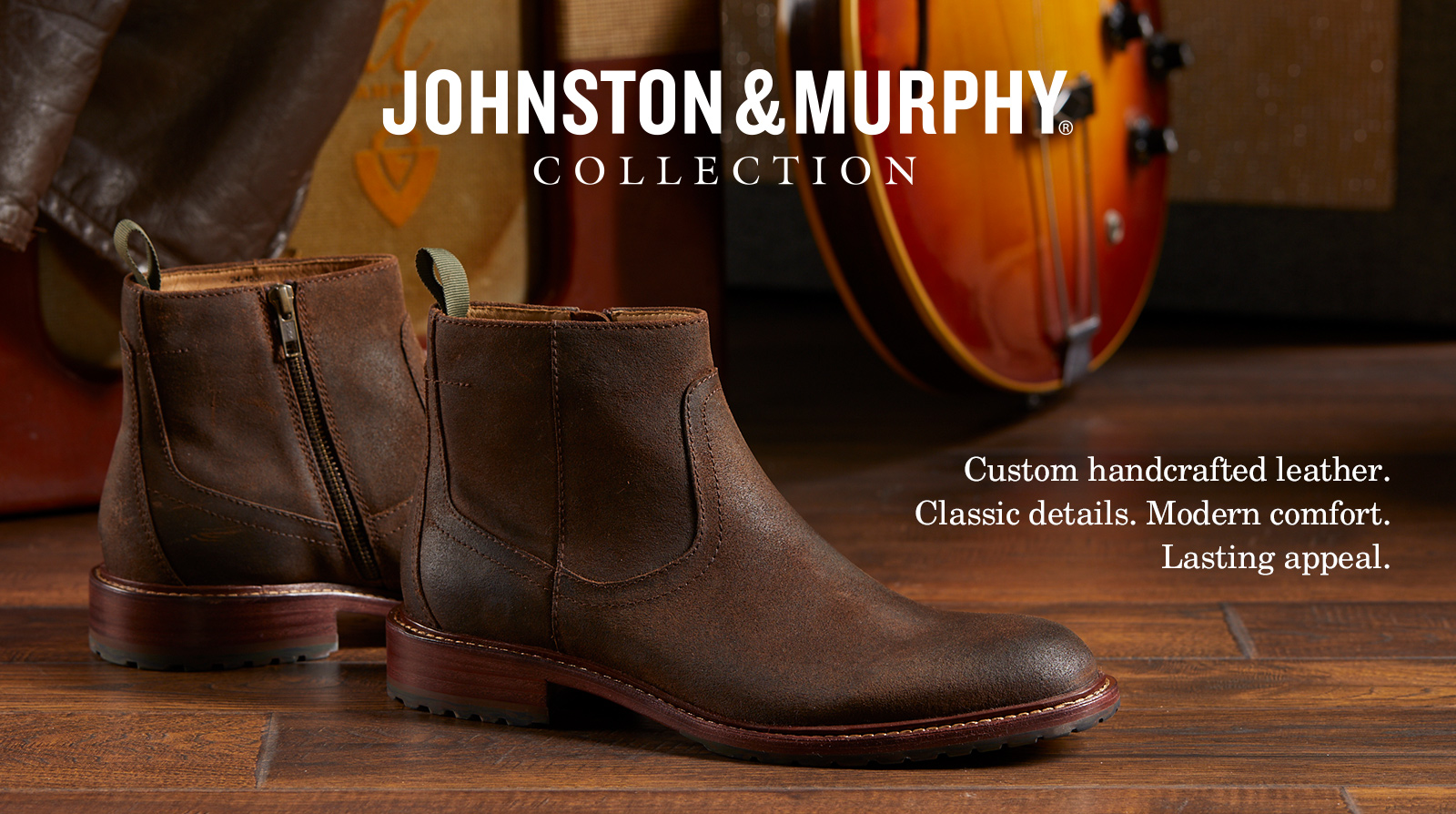 Johnston & Murphy Collection