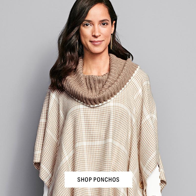 Shop Women's Ponchos