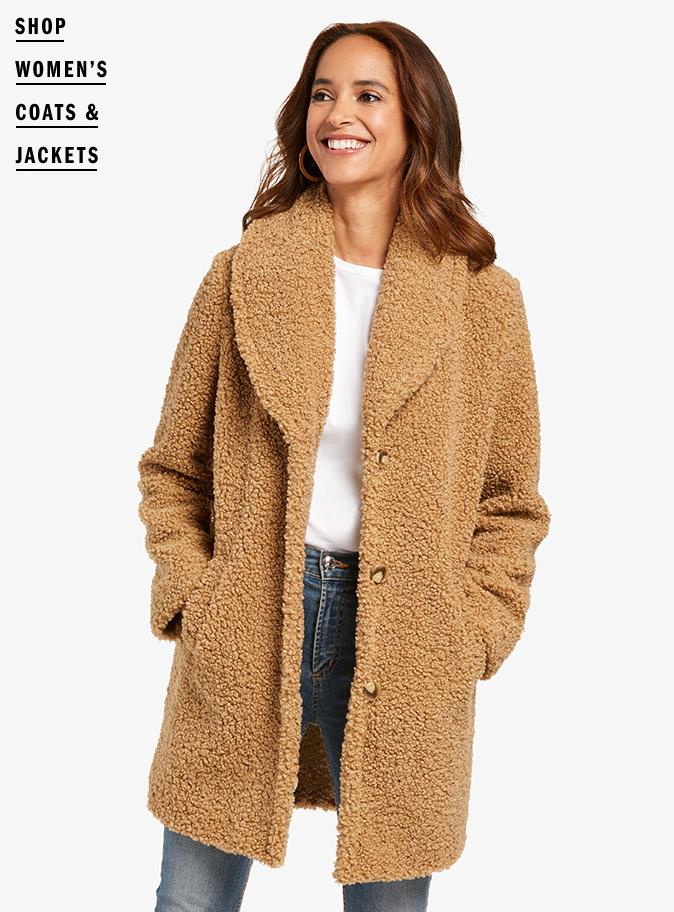 Shop Women's Jackets and Coats