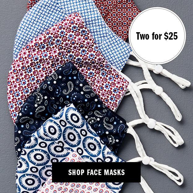 Shop Men's Face Masks
